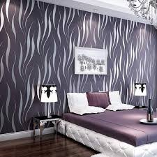 modern luxury 3d wallpaper stripe wall paper wall covering roll