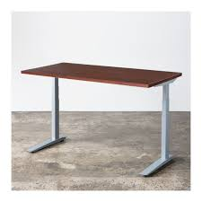 jarvis hardwood standing desk made to order fully