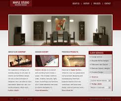 website design for interior designers pacq co