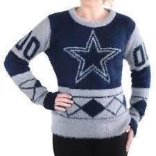 cowboys sweater s dallas cowboys nfl sweaters ebay