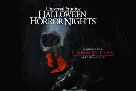 universal studios halloween horror nights address video crimson peak halloween horror nights announcement daily