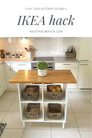 do it yourself kitchen island before and after images from hgtv s flea market flip cottage for
