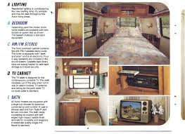 page4 prowler travel trailer floor plan best expandable rv plans