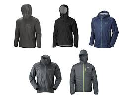 Hiking Clothes For Summer 5 Of The Best Lightweight Packable Rain Jackets U2013 Snarky Nomad