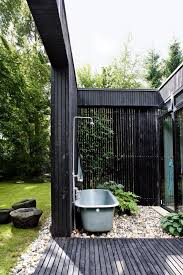 Simple Outdoor Showers - the versatile gent take a look at these 24 epic outdoor showers