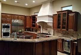 Kitchen Cabinet Refrigerator Granite Countertop White Kitchen Cabinets With Grey Walls Under