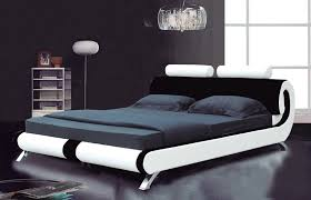 Contemporary King Bedroom Sets Modern King Bed Mattress 5980 Home Decorating Designs