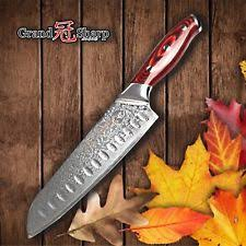 vg10 kitchen knives santoku knife japanese damascus stainless steel vg10 chef kitchen