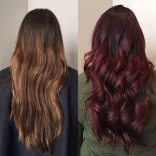 brown cherry hair color your hair color talks a lot about your personality here are few
