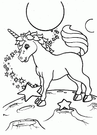 unicorn coloring pages girls coloring pages 288908 free