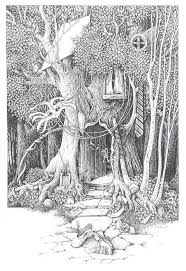 castle point by ellfi on deviantart forest pinterest rotring
