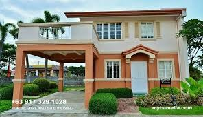 camella silang tagaytay rest house models for sale in philippines