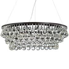 Pear Chandelier Canto 25689 25690 Chandelier By Eurofase At Lumens Com