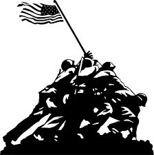 Flag Iwo Jima Iwo Jima Flag Raising U2013 Decal Nh Vinyl Guys
