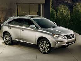 2013 lexus rx colors 10 things you need to about the 2013 lexus rx autobytel com