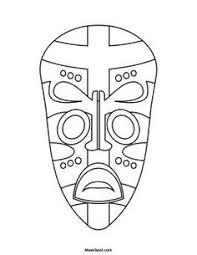 mayan mask template google search wednesday night bible study