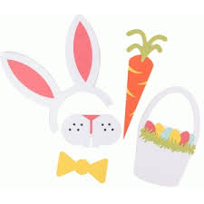 easter photo props silhouette design store view design 58469 easter photo props