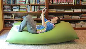 green giant bean bag bed giant bean bag bed u2013 home decorations ideas