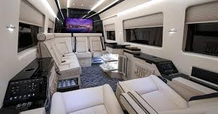 Private Jet Interiors The 400 000 Private Jet Of Vans