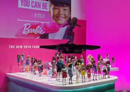 mattel releases drone barbie 300 3 printer