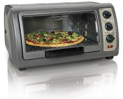 Toaster Ovens With Toaster Slots Hamilton Beach Easy Reach Toaster Oven With Convection U0026 Reviews