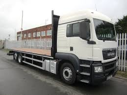2013 man tgs heavy duty flatbed ate truck and trailer sales ltd