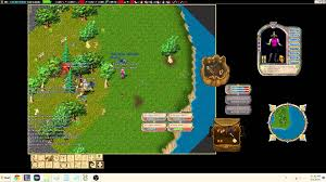 Uo Map Ultima Online Treasure Hunting Uo Lostlands Youtube
