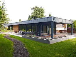 Eco Home Design Uk Contemporary Eco Home In Winchester Eco Homes