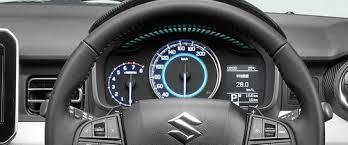 Suzuki Ignis Interior Ini Dia Detail Interior Suzuki Ignis Suzuki Bandung