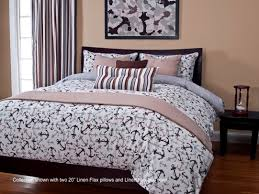 Anchor Bedding Set Anchors Away Sand King Size Bedding Set