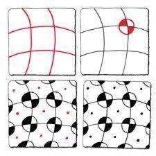 how to make a zendoodle zentangle tutorial buscar con tangles