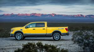 nissan titan 2015 2016 nissan titan xd diesel review and test drive with price
