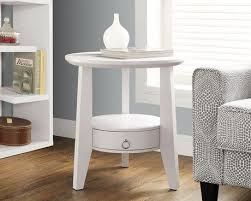 White Accent Table Monarch Specialties White Accent Table Walmart Canada