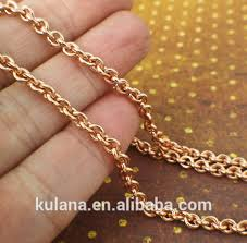 wholesale chain necklace images Stainless steel material 14k gold jewelry wholesale necklace chain jpg