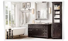 Bathroom Sconces Restoration Hardware A Deconstructed Home By Restoration Hardware Christina Borrotto