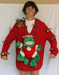 fla turns sweaters into tacky creations ny