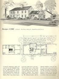vintage house plans this week we are looking at new england salt