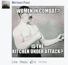 Army Ranger Memes - news of female army rangers draws mixed reaction columbus ledger
