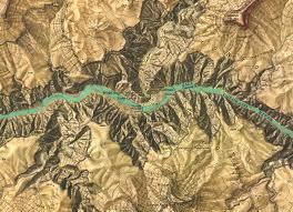 Grand Canyon Maps The Grand Canyon