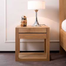 Modern Wooden Bed Furniture Bedroom Furniture Simple Bedroom Bedside Table Modern Side