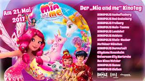 Kino Bad Godesberg Mia And Me Kinotag Mia And Me Youtube
