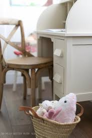 Kids Desk Accessories How To Paint Over Bright Or Dark Coloured Furniture Vintage Kid U0027s