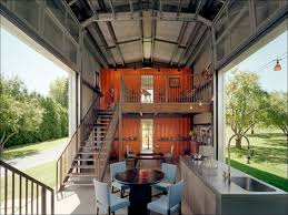 interiors houses made from storage containers cost to build
