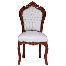 Lederst Le Esszimmer Ebay Esstisch 6 Stühle Barock Esszimmer Möbel Set Mahagoni Bezug