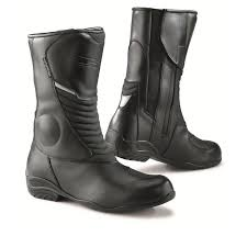 ladies motorbike boots tcx aura plus wp ladies motorcycle boots touring boots