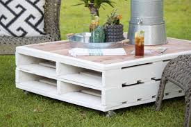 Outdoor Pallet Table 13 Diy Outdoor Pallet Furniture For Spring Diy To Make