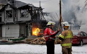 three homes updated destroys three homes in port coquitlam