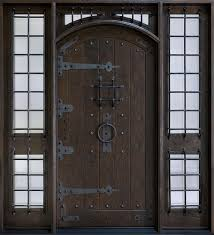 21 cool front door designs for houses