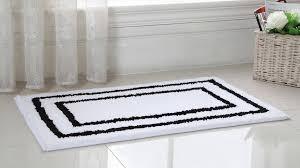 Black And White Bathroom Rugs Bathroom Rugs Black And White Cool Black And White Bathroom
