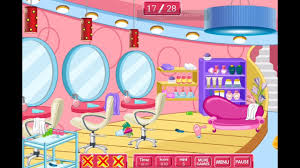 fun games for girls clean up hair salon fun makeover games